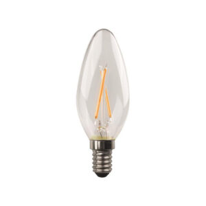 Eurolamp Λάμπα Led Μinion Crossed Filament 6.5W E14 3000K 220-240V Dimmable 147-78173
